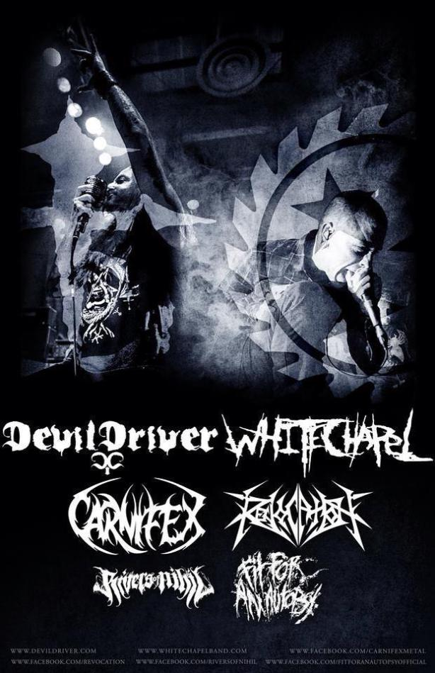 Devildriver-Whitechapel-2014-tour