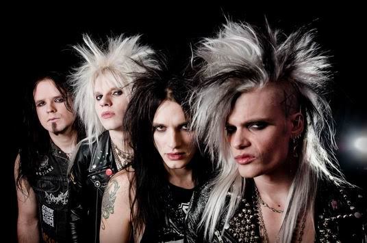 The More You Know: The New Wave of Scandanavian Hair Metal