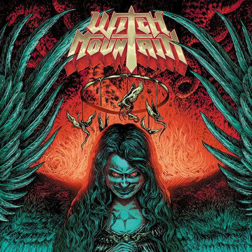 WitchMountainMobileofAngelsalbumcoverartworkpackshotThrashHits